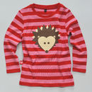 Girl's Hedgehog T Shirt