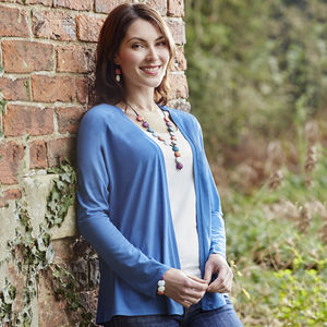 Soft Blue Cardigan - jumpers & cardigans