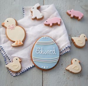 Easter Biscuits Gift Box - easter treats