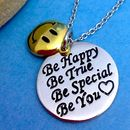 Be You Silver Necklace