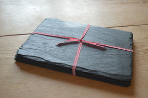 Country Slate Placemats - placemats & coasters