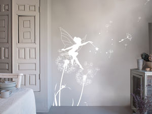 Dandelion Fairy - children's room