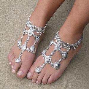 Leilani Barefoot Sandal - body jewellery