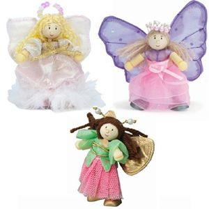 Budkin Truth Fairies Gift Set - pretend play & dressing up