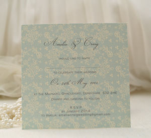 Digital Wedding Printable Invitations