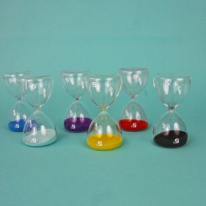 Coloured Sand Egg Timer - kitchen accessories
