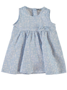 Gunhild Newborn Spencer Dress - christening wear