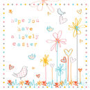 'Hope You Have A Lovely Easter' Easter Card