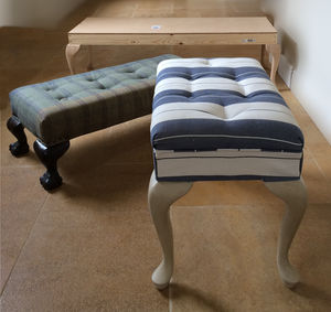 Bespoke Upholstered Benches