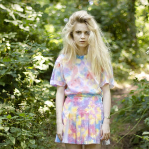 Hand Painted Colourful Co Ords Tennis Skirt - skirts & shorts