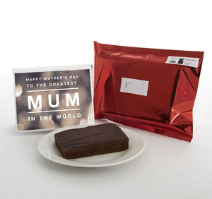 Greatest Mum Cake Card