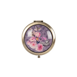 French Designed Compact Mirror - beauty accessories