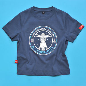 Personalised Astronaut T Shirt - for over 5's