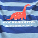 Personalised Dippy Dinosaur T Shirt