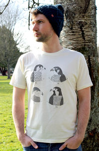 Organic Mens Bird Of Prey T Shirt - t-shirts & vests