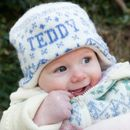 Personalised Knitted People Hat