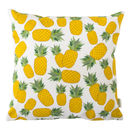 A Piña Cushion