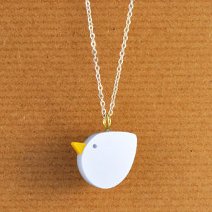 Bluebird Necklace - necklaces & pendants