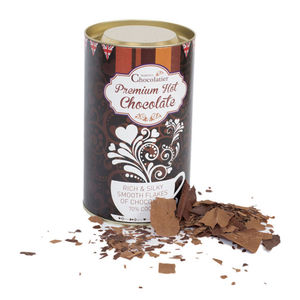 Premium 70% Dark Hot Chocolate Flakes