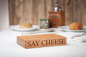 Cheese Board - christmas home accessories