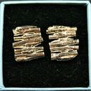Cast Willow Cufflinks