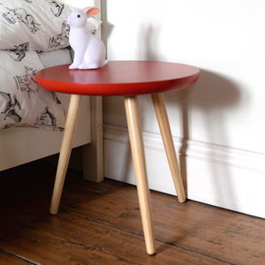 Colour Pop Side Table - children's room