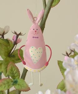Easter Bunny Tree Decoration - easter home
