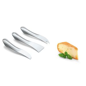 Wave Cheese Knife And Knives Set - utensils