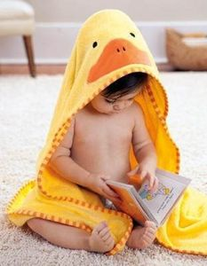 Fun Hooded Towel Gift Set