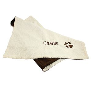 Personalised Dog Blanket - home accessories