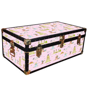 Princess Trunk - children's room