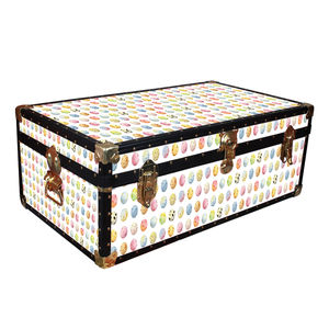 Polka Egg Trunk - toy boxes & chests
