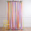 Rainbow Bright Wedding Backdrop
