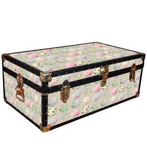 Pink Eggs Trunk - chests & blanket boxes