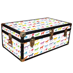 Dog Trunk - toy boxes & chests