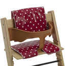 Wipe Clean Cushions For Wooden High Chairs