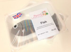 Pretend Play Felt Food Fish - pretend play & dressing up