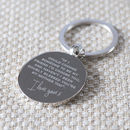 Mother My Friend Keyring