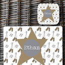 Boys Personalised Place Mat