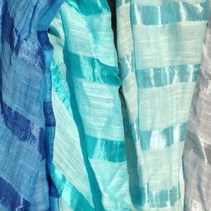 Soft Silk And Linen Pashmina Scarves - new in wedding styling