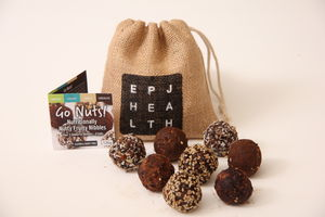 Go Nuts! Artisan 'Free From' Snack Variety Pack - low sugar gifts