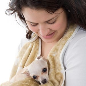 Doggydry Apron Towel - pet clothes & accessories
