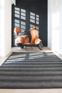 Cyclo Black Rug
