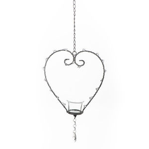 Hanging Heart T Light