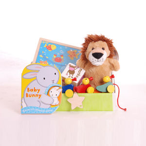 Animal Themed Toddler Gift Box - baby care