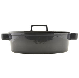 Deep Casserole With Lid - kitchen