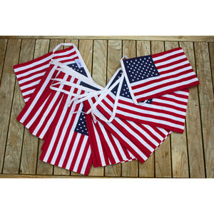 USA American Flag Bunting - bunting & garlands