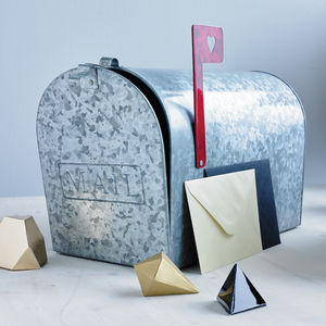 American Style Wedding Mailbox - wedding post boxes
