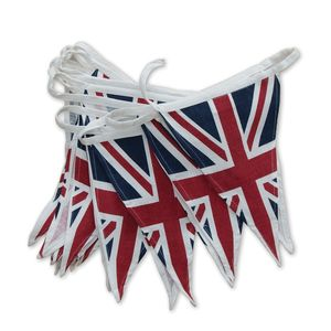 Vintage Union Jack Bunting - decorative accessories