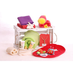 Mother And Baby Pamper Hamper - new baby gifts